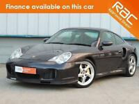 2001 PORSCHE 911 MK 996 3.6 TURBO COUPE TIPTRONIC S COUPE PETROL
