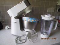 Kenwood Mixer and Liquidiser