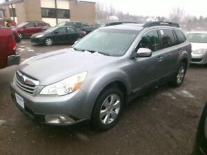 2010 Subaru Outback OUTBACK 2.5I SPORT, low kms! Sunroof,