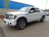 ** 2011 ** FORD ** F-150 ** FX-4 ** SUPERCREW ** 4WD ** LEATHER