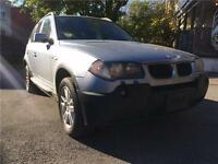 BMW, X3, 4*4 AWD, TOIT OUVRANT, CUIR, TT EQUIPEE, SUP PROPRE