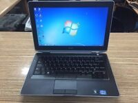 DELL 6330LAPTOP NOTEBOOK CORE i3-2.40ghz 3rd Gen 4GB 320GB HDMI METALLIC FINISH CAM WIN 7 PRO