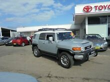 2013 Toyota FJ Cruiser GSJ15R MY13 Update 4.0L PETROL AUTOMATIC WAGON Cement 5 Speed Automatic Wagon Belmore Canterbury Area Preview