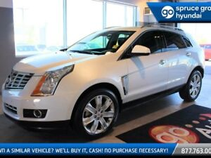 2015 Cadillac SRX AWD, LEATHER, POWER SEAT, NAV, CAMERA, SUNROOF