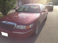 1998 Mercury Grand Marquis LS Sedan *As is*