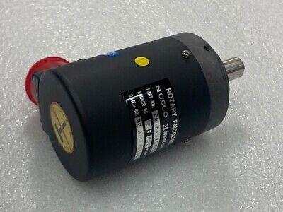 Nusco Sumtak Corp Rotary Encoder 961812048b Dc5v 150ma Used Good Condition