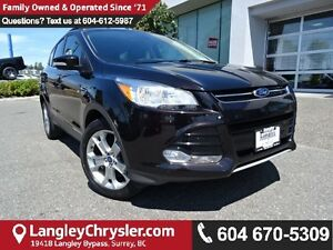 2013 Ford Escape SEL TECHNOLOGY PKG W/PANORAMIC SUNROOF LEATH...