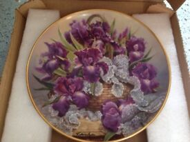 The Franklin Mint, the Princess Grace Foundation, Mogambo Iris plate