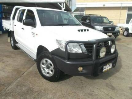 From $106p/w ON FINANCE* 2012 Toyota Hilux Ute Mount Gravatt Brisbane South East Preview