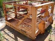 Cat Work Platform Mancage Gidgegannup Swan Area Preview