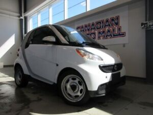 2015 Smart Fortwo PURE, AUTO, A/C, HTD. SEATS, 4K!