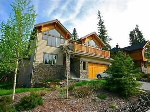 Mountain Home for Rent in Canmore!