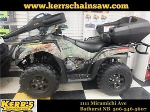 2016 Brute Force 750 EPS Camoflage       *0% Financing O.A.C.