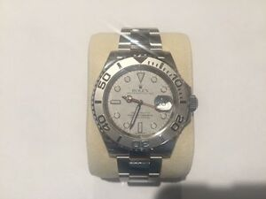 Rolex yacht Master 1 x oyster lock br Bundall Gold Coast City Preview
