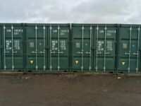20ft AND 40ft Containers Available to Let near Roxwell, Chelmsford, Essex