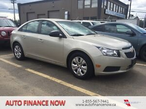 2013 Chevrolet Cruze TEXT EXPRESS APPROVAL TO 780-708-2071