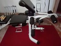 Weights, supplements and accessories