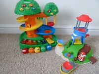 Tree house and paw patrol weebles