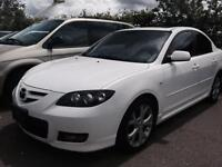 2008 Mazda 3 S GT, LOADED, sunroof, leather, alloys, heated seat