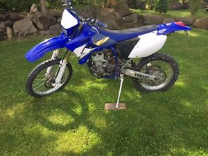 2004 WR450 - Blue Plated - Street Legal