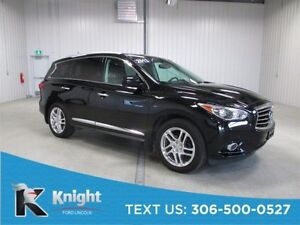 2013 Infiniti JX35 Navigation, Moon Roof