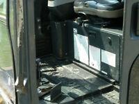 2008 Komatsu PC35MR-3 Mini Excavator