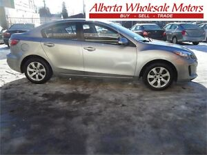 2013 MAZDA MAZDA3 GX 4 DR AUTOMATIC WE FINANCE ALL EASY FINANCE