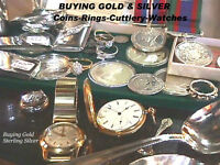 WANTED GOLD & SILVER,Coins Rings,Scrap,Chains,Watches