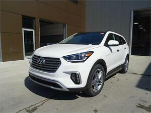 2017 Hyundai Santa Fe XL Limited LEATHER SUNROOF $39688