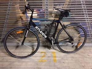 Road Bike (Black) 2016 Studds 100FB - Good Condition Dulwich Hill Marrickville Area Preview