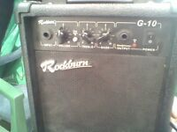 Rockburn 10W guitar amplifier