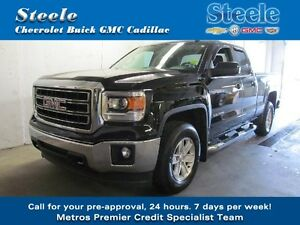 2014 GMC SIERRA 1500 SLE 4x4 One Owner 5.3L V8...!!!!