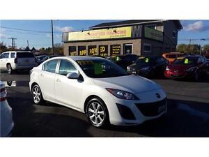 2011 Mazda Mazda3 GX GAURANTEED FINANCING