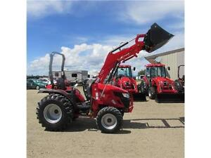 New TYM T354 - 35 HP Ranch Tractor w. ROPS & Front Loader Edmonton Edmonton Area image 6