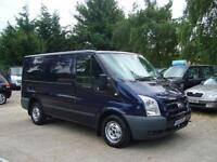 2010 FORD TRANSIT 2.2 TDCi 280 SWB Sapphire Low Roof 6 SPEED + AIR CON NO VAT