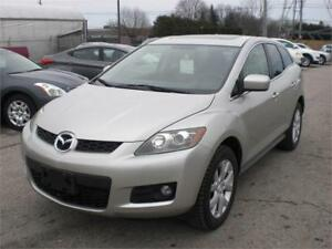 2008 Mazda CX-7 GS   ALL WHEEL DRIVE