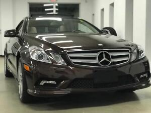 2011 Mercedes-Benz E550 only 39,700kms*AMG sport pkg*PANO ROOF*