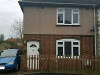 2 bedroom house Atherstone semi detached wanting 3 bed Tamworth or Atherstone