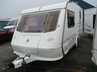 Elddis Vogue 215 2 berth