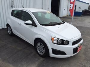 "2013 Chevrolet Sonic LT Hatchback "" ONLY 62000 KM"""