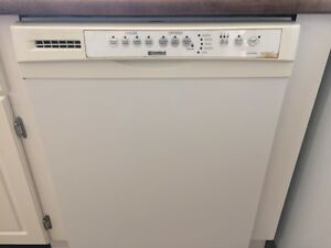 Kenmore under-the-counter Dishwasher