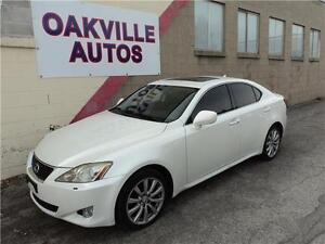 2008 Lexus IS 250-HEATED SEATS-SAFETY & E TEST INCLUDED-WARRENTY