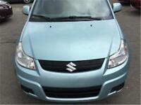 2008 Suzuki Fastback SX4