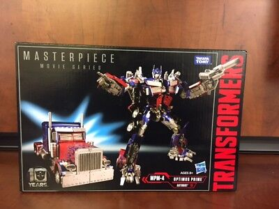 NEW Takara Tomy Transformers Movie Masterpiece MPM-4  Optimus Prime