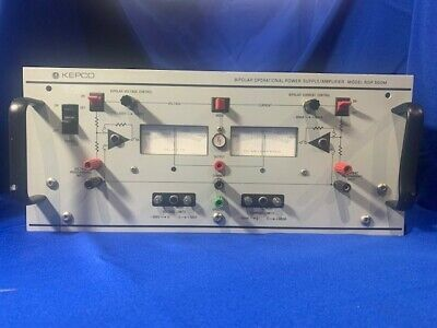 Kepco Bop500m Dc Power Supply Parts Unit