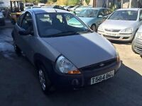 Cheap car of the day Ford KA, starts and drives well, very low mileage of 48,000, car located in Gra