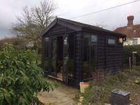 Garden Office/summer house/gym