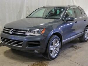2013 Volkswagen Touareg 3.6L Comfortline AWD 4MOTION w/ Leather,