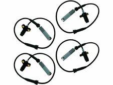 ABS Wheel Speed Sensor Wiring Harness Set For 97-98 BMW