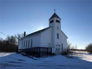Well-maintained Church on .82 ac in Strathclair MB